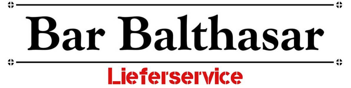 Bar Balthasar – Lieferservice